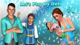 Let's Play - The Sims 3 Mix dod...