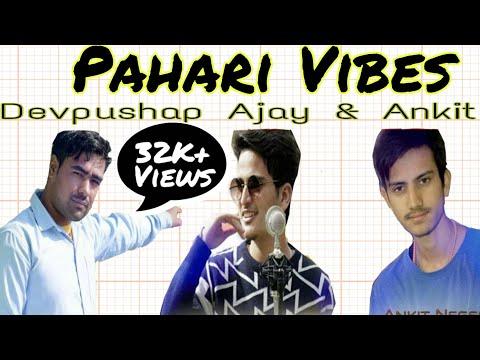 Pahari Vibes Nonstop Himachali Dj 2018  By Devpushap, Ajay & Ankit  DjRockerZ Himachal