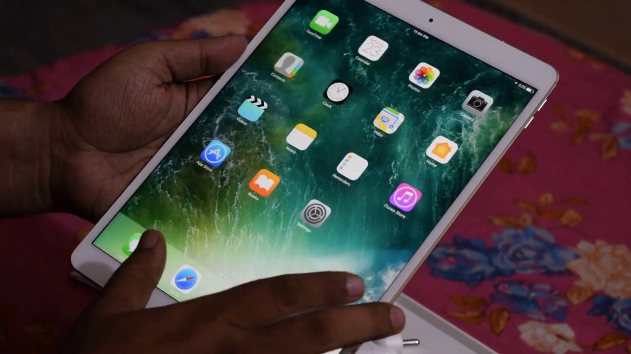 Apple iPad Pro 256GB   Indian Unboxing and Overview ...