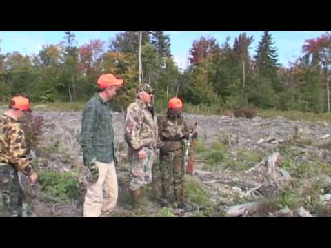 Father & Son Maine Moose Hunt