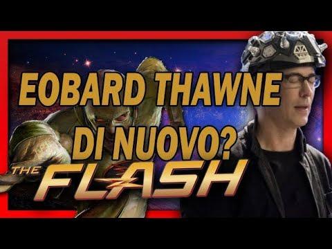 EOBARD THAWNE DI NUOVO? THE FLASH 4X17 LIVE