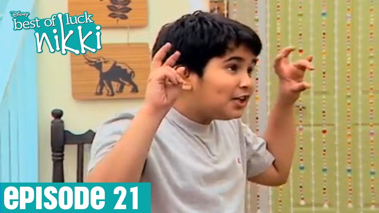 Download Best Of Luck Nikki | Season 1 Episode 21 | Disney India Official