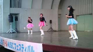 Twinkle☆Stars 2015/11/29 上野公園水上音楽堂 池田凪沙 なぎなぎ 手塚...