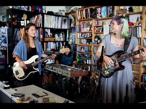 And The Kids: NPR Music Tiny Desk Concert