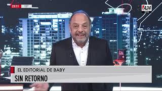 Baby Etchecopar - Basta Baby - Programa completo (18/07/19)