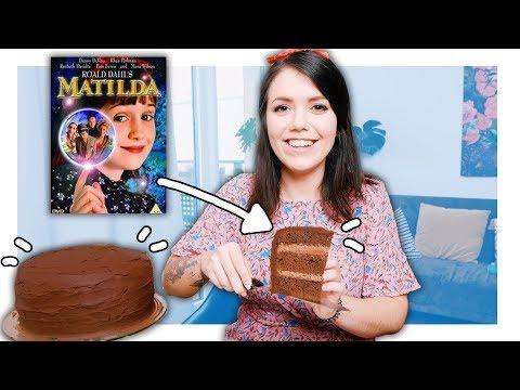 Wie schmeckt die Schokoladentorte von Matilda?