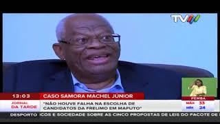 CASO SAMORA MACHEL JÚNIOR