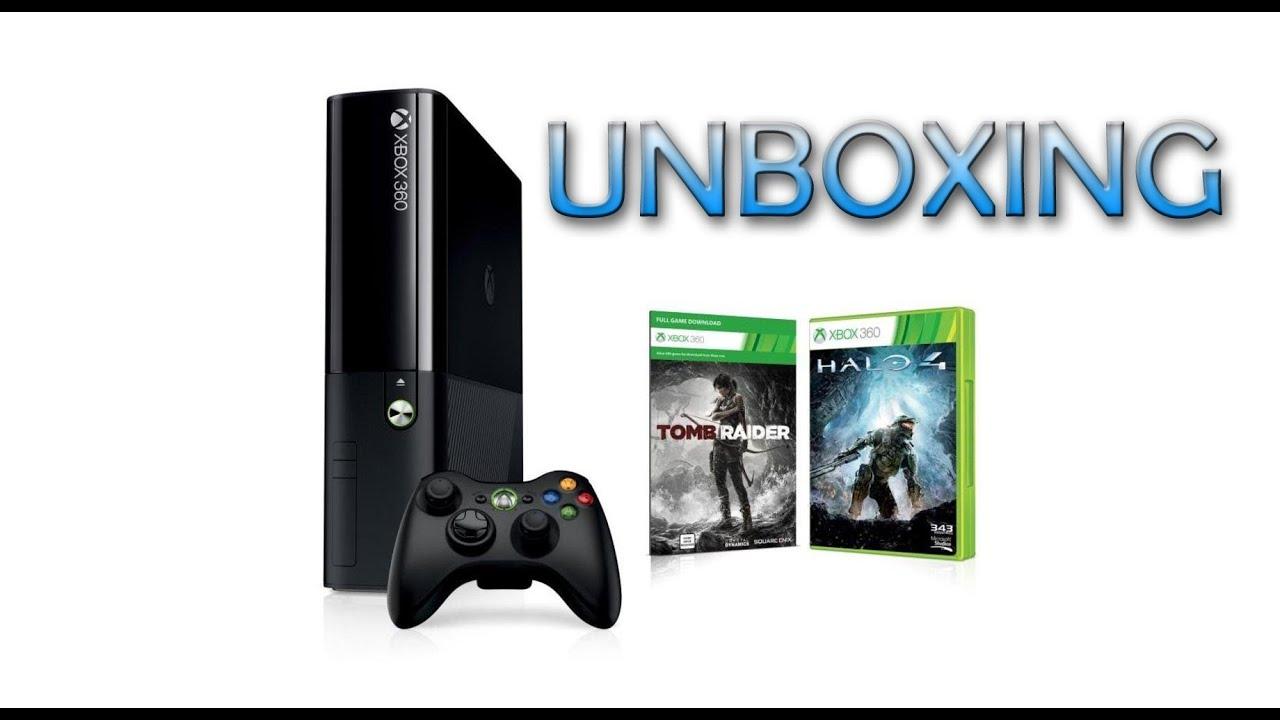 Unboxing XBOX 360 Super Slim - YouTube