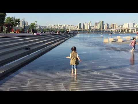 이하율&이하진 - 다시 온 여의도 물빛광장(Yeouido Waterfront Plaza)