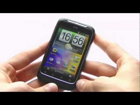 Dutch: HTC Wildfire S video review
