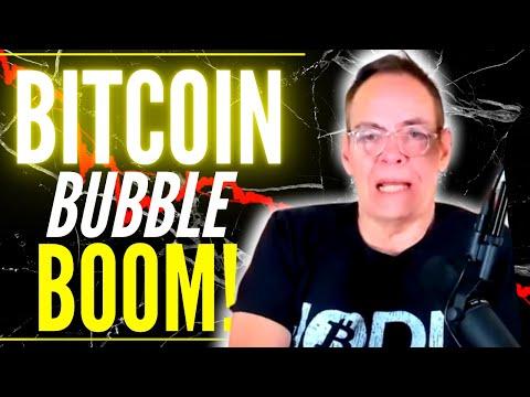 Max Keiser   Bitcoin BOOM And Dot Com BOOM Are The SAME! Max Keiser Bitcoin Price Prediction (2021)