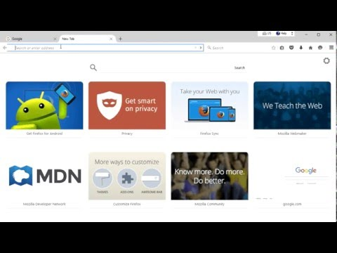 Stop Video Auto Playing in Mozilla Firefox - Flash AND HTML5 Videos