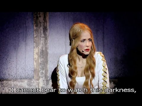 """Demones"" Rock Opera by Nikos Karvelas - Anna Vissi (Pallas Theatre - 2013) (English subtitles)"