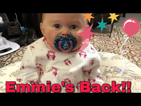 Updates and Emmie Wears Gymboree