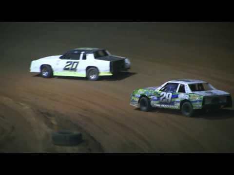 10-28-16 Pure Stocks Feature Southern Raceway in Milton Fl
