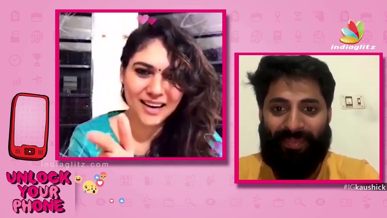 Actress Sherin about talking to Rajini sir