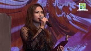 叱咤樂壇女歌手銀獎 - Gin Lee