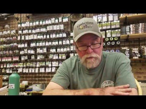 Best Trout Flies On TN's Caney Fork River