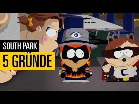 South Park: Die rektakuläre Zerreißprobe - 5 Gründe das RPG zu lieben