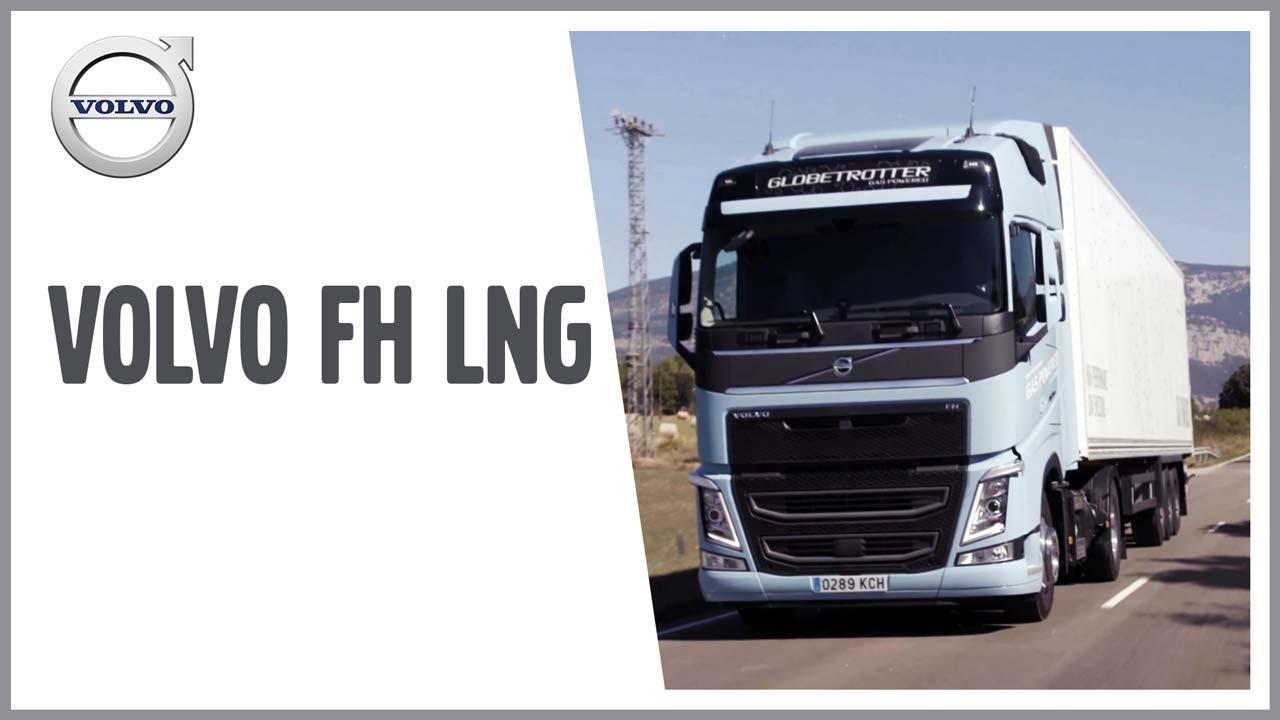 Volvo FH LNG - 460 PS und Gasantrieb