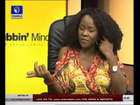 I was Once A Waitress - Omawumi