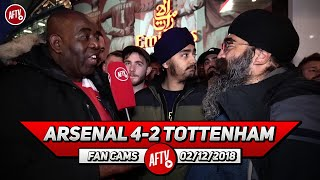Arsenal 4-2 Tottenham | Manchester United Are Going To Be Scared Of Us!