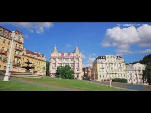 Санаторий SPA RESORT HVEZDA **** Марианские Лазне / Чехия - Mysanatorium.com