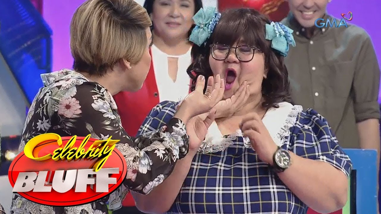 'Celebrity Bluff' Outtakes: Donita, walang personalan!