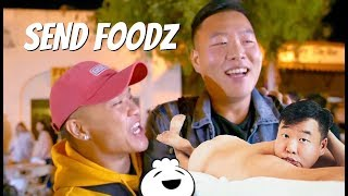 Ladies Love Our Dumplings - SEND FOODZ Ep #12