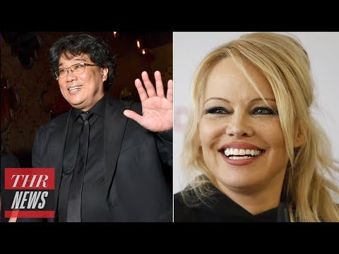 Pamela Anderson Gets Married to Jon Peters, The Royal Family Gets Animated Treatment   THR News