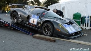 FAIL! 1 of 1 Ferrari P4/5 Competizione Loading Fail, Starts Up Stalling,Driving Scene and wheelspin!