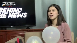 vuclip Live Chat - Behind The News With Krizia Alexa