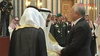 Najib joins Trump, Muslim leaders for Riyadh summit