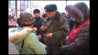 На улицы Москвы вышли миграционные патрули