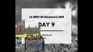 LS DAISY Smederevo in the UK 2019 Days 9- 12