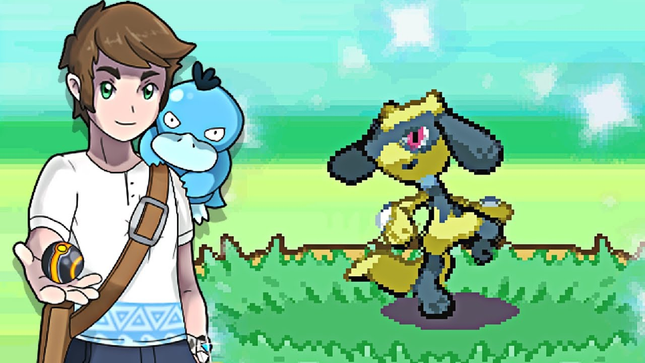 maxresdefault - How To Get A Shiny Riolu In Pokemon Black 2