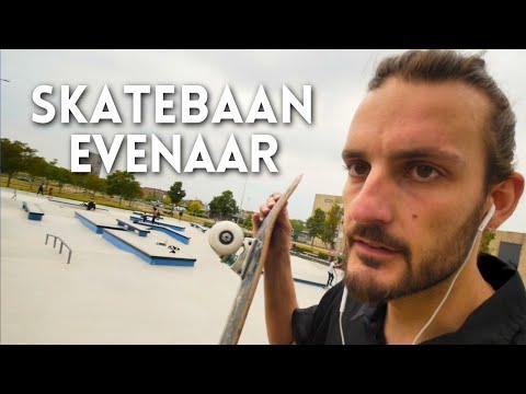 Almere Buiten Skatepark review ✔ (Skatebaan Evenaar)