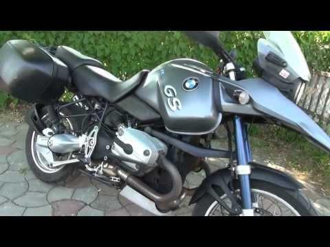 BMW R 1150 GS [ Prezentacja motocykla ]