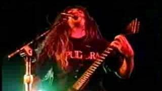 Sepultura - Slaves of Pain - El Paso Texas  90