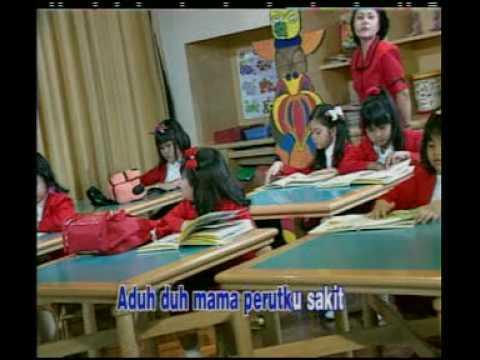 Indonesia children song-Bujangan