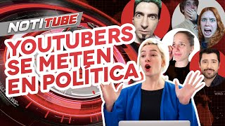 NOTITUBE #2: Youtubers se meten en política | Hecatombe!