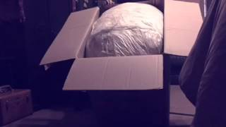 "Unboxing JoyFay GIANT Teddy Bear 78"" 6.5 Feet"