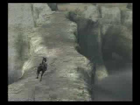 Shadow of the Colossus Walkthrough: 9th Colossus Part 1