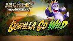 Gorilla Go Wild Slots from Jackpot Mobile Casino | Best Online Slots