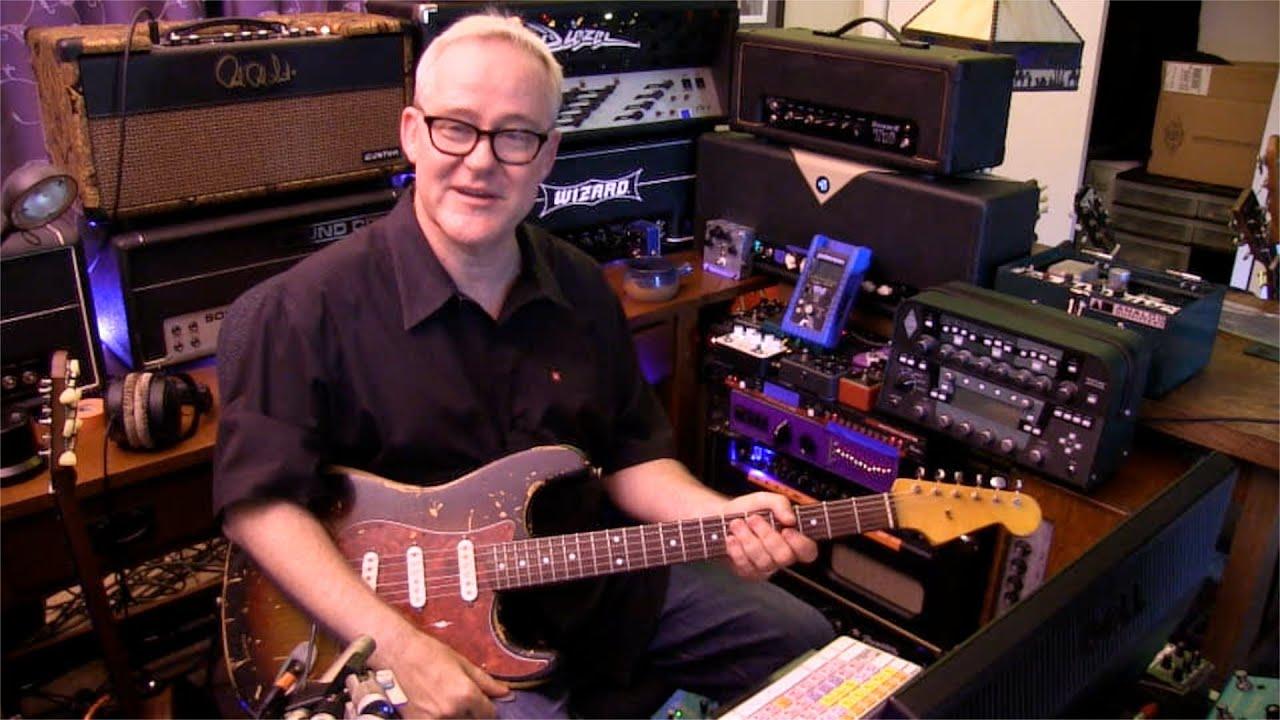 Hey Joe Solo Jimi Hendrix Guitar Lesson Tim Pierce