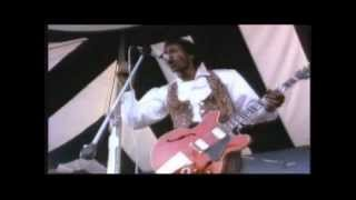 "Chuck Berry - ""Sweet Little Sixteen"" - LIVE at Sweet Toronto Peace Festival (1969)"