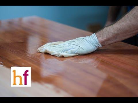 C mo limpiar los muebles de la casa y conservarlos en buen estado youtube - Como limpiar los muebles de madera ...