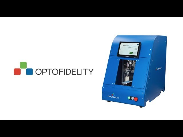 OptoFidelity™ Fusion - All-in-One Test Platform for Functional Testing of Smart Phones