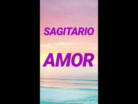 SAGITARIO - Tarot AMOR AGOSTO 2018