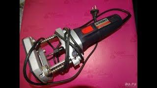 Ремонт (снимаем ротор, меняем подшипник) фрезера SPARKY X 72CE./Repair cutter SPARKY 72CE